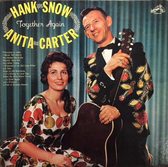 Hank Snow - Together Again