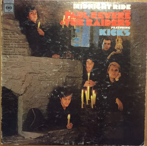 Paul Revere & The Raiders - Midnight Ride