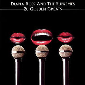 The Supremes - 20 Golden Greats