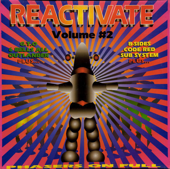 Various - Reactivate Volume #2 - Phasers On Full