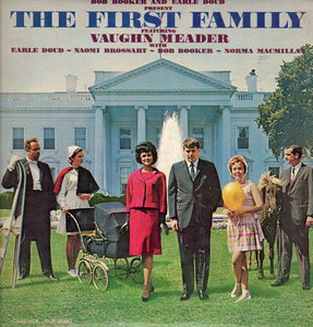 Bob Booker - The First Family