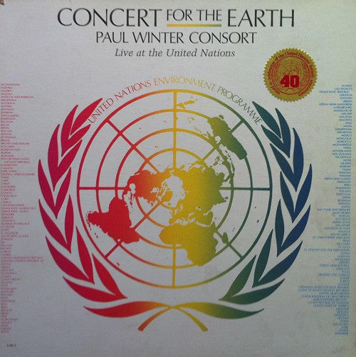 The Winter Consort - Concert For The Earth