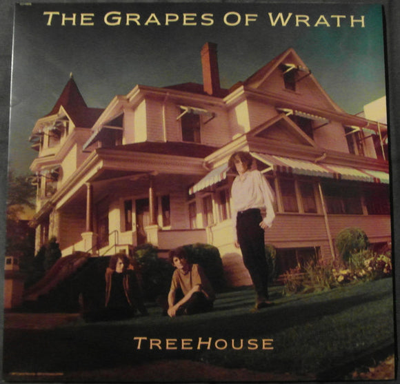 The Grapes Of Wrath - Treehouse