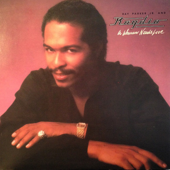 Ray Parker Jr. - A Woman Needs Love
