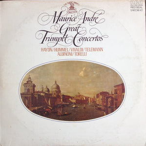 Maurice André - Great Trumpet Concertos