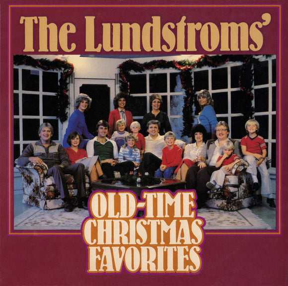 Lundstrom Singers - Old-Time Christmas Favorites