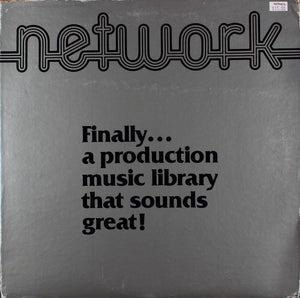 Network Production Music - Finally... A Production Music Library That Sounds Great!