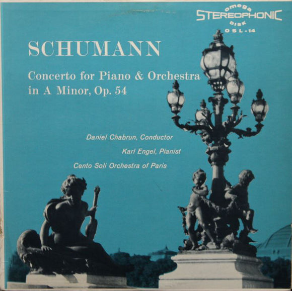 Robert Schumann - Concerto For Piano & Orchestra In A Minor