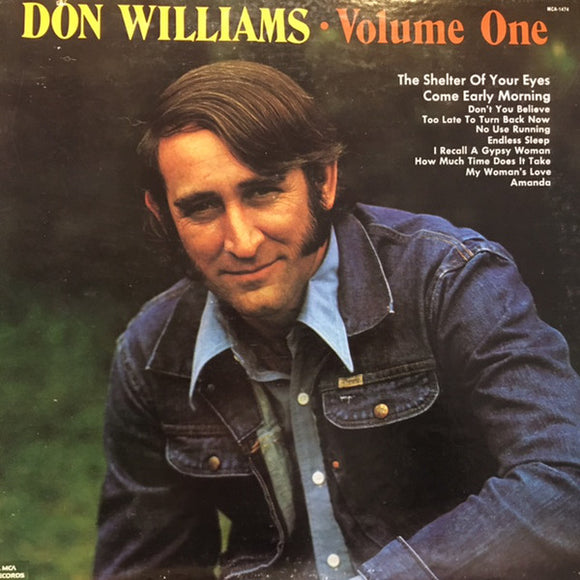 Don Williams - Volume One