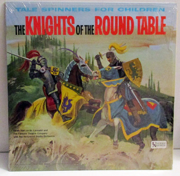 Derek Hart - The Knights Of The Round Table