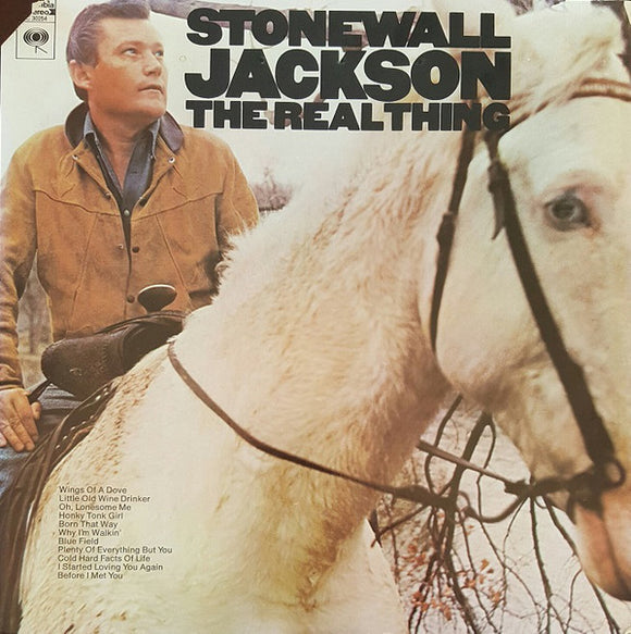 Stonewall Jackson - The Real Thing