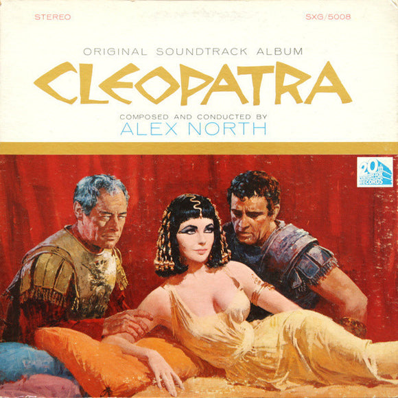 Alex North - Cleopatra
