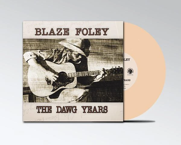 Blaze Foley - The Dawg Years (Cream Vinyl)