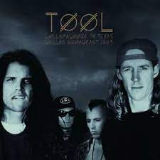 Tool - Lollapalooza In Texas Dallas Broadcast 1993