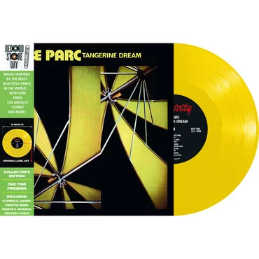 Tangerine Dream Le Parc