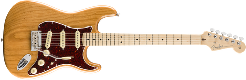Fender Ltd. Edition American Professional Stratocaster, Aged Natural ASH