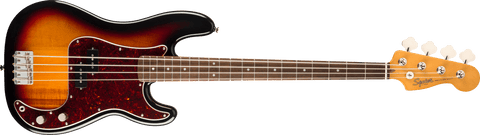 Squier Classic Vibe '60s Precision Bass 3 Colour Sunburst - DUE MID/LATE OCTOBER