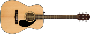 Fender CC-60S Natural - DUE BACK IN STOCK EARLY MARCH 2021