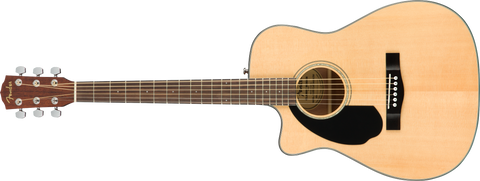 Fender CC-60SCE Concert Left-Handed - DUE EARLY MARCH 2021