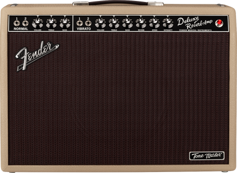 Fender Tone Master® Deluxe Reverb® Blonde - DUE MAY 2021