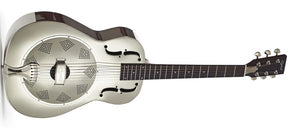 Ozark resonator guitar, nickel plated 3515N