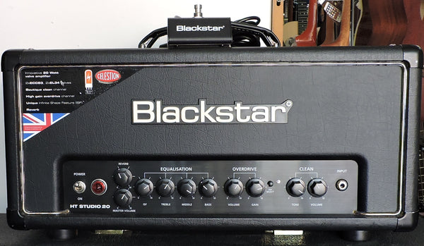 Blackstar HT Studio 20 Head - Used