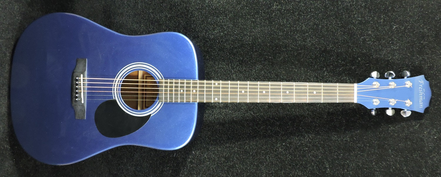 Freshman FA150BLSP Acoustic Guitar - Marked