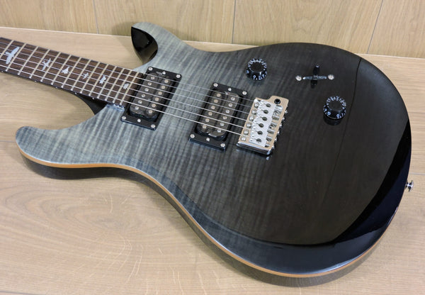 PRS SE Custom 24 Ltd. Edition CHARCOAL FADE