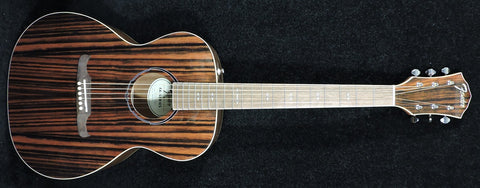 Fender Limited Edition FA-235E Concert, Striped Ebony Top