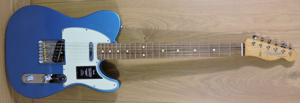 Fender Vintera '60s Telecaster Modified Lake Placid Blue