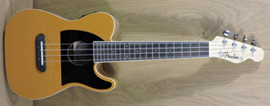 Fender Fullerton Tele Uke Butterscotch Blonde