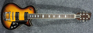 Duesenberg 59er Tobacco-burst Tremelo Upgrade - Used