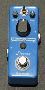 Donner Compressor Pedal Ultimate Comp Guitar Effect Pedal - Used