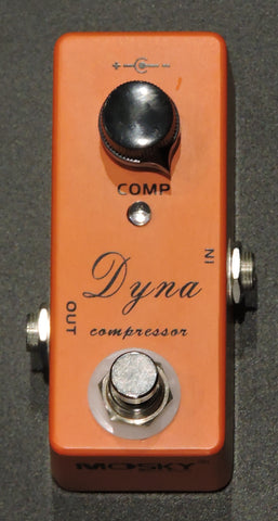 Mosky Dyna Compressor - Used