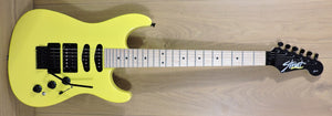 Fender Limited Edition HM Strat Frozen Yellow