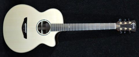 Faith Venus High Gloss Electro Acoustic FVHG - Ex Demo
