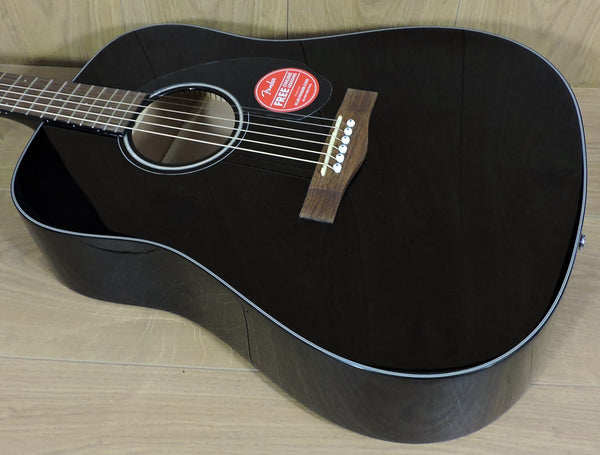 Fender CD-60S Black - DUE EARLY MARCH 2021