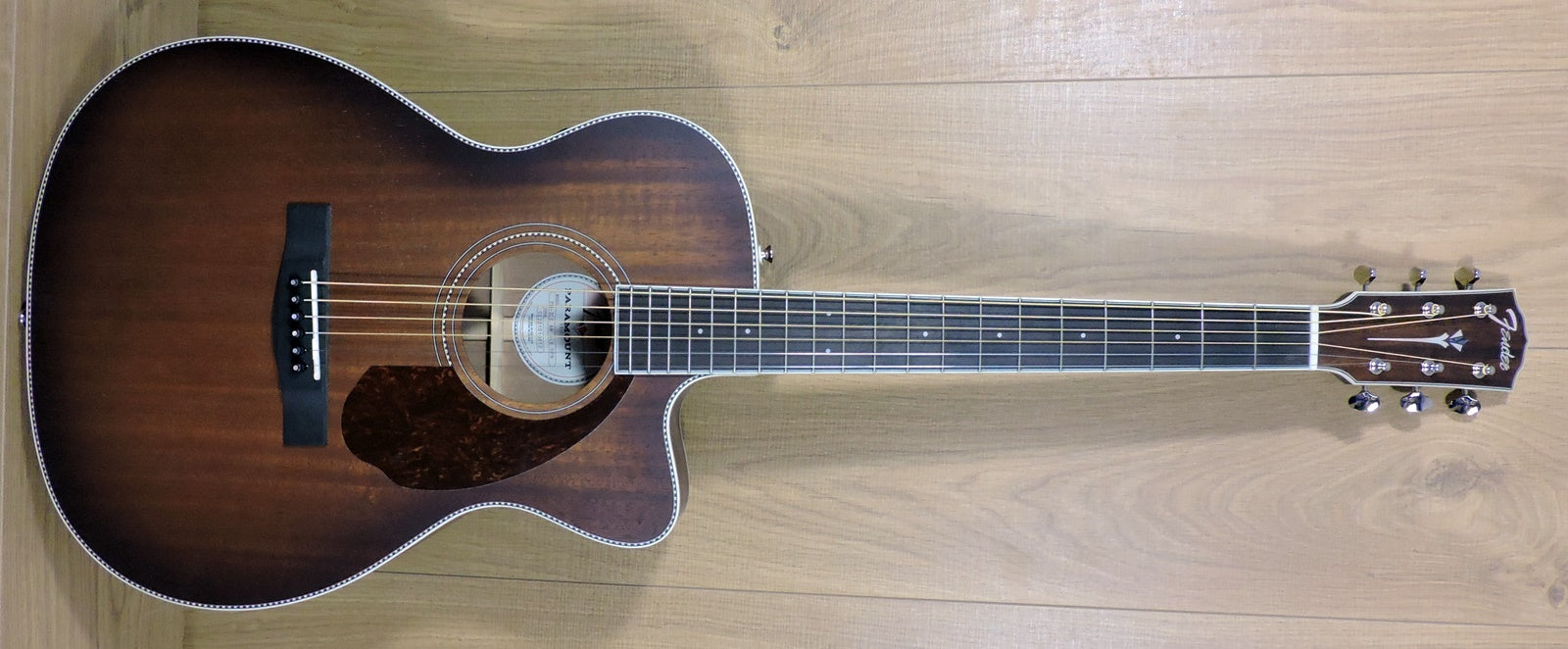 Fender PM-3 Triple-0 All Mahogany