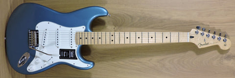 Fender Player Stratocaster. Tidepool, Maple Neck - COMING EARLY MAY 2021