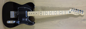 Fender Player Telecaster Black Maple Neck - Marked