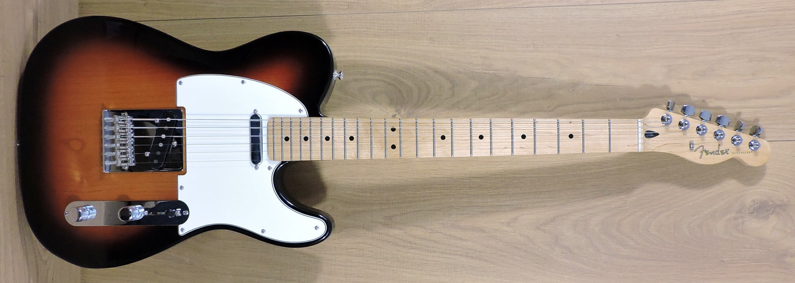 Fender Player Telecaster 3 Colour Sunburst - Slightly Marked - REDUCED
