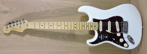 Fender American Professional II Stratocaster Left-Handed. Olympic White MN