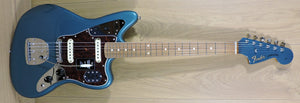 Fender Vintera '60s Jaguar Ocean Turquoise - DUE BACK IN STOCK MAY/JUNE 2021