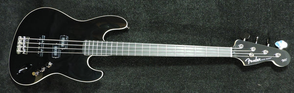 Fender Aerodyne Jazz Bass. Black