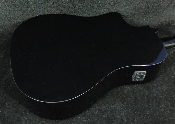 Fender CD-60 SCE Black