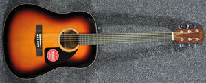 Fender CD-60 Dreadnought Acoustic Guitar Sunburst