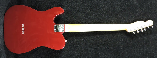 Fender Classic Series '60s Telecaster. Candy Apple Red. Pau Ferro