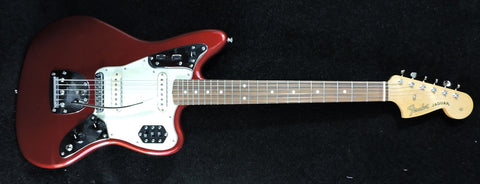 Fender Classic Player Jaguar Special Candy Apple Red