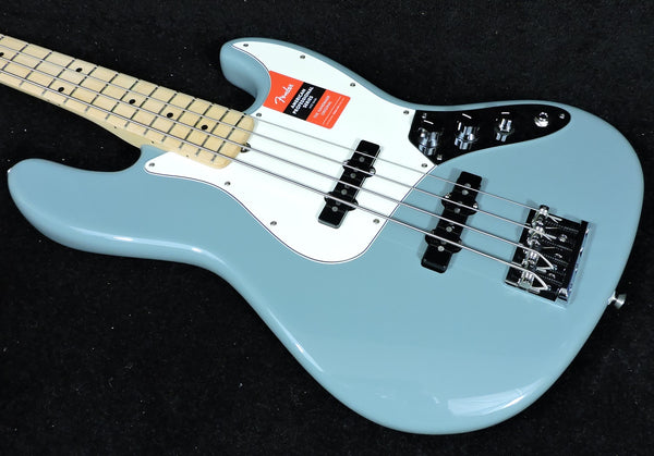 Fender American Professional Jazz Bass Sonic Grey