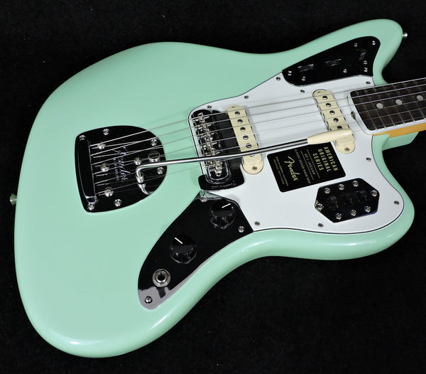 Fender American Original '60s Jaguar Surf Green